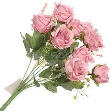 <b>Цветок</b> искусственный <b>декоративный Букет роз</b> Y3-1541 I.K ...