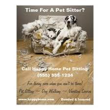 dog walking flyer leaflets templates | Mind my business ... Great Dane Pet Sitting Flyer