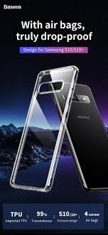 BASEUS <b>Simple Series</b> TPU <b>Protection Cover Case</b> for Samsung ...