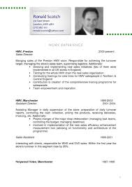 top example of cv resume work experience as s director large size of resume sample top example of cv resume work experience as s