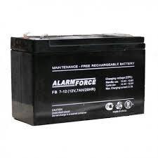 <b>Аккумулятор ALFA BATTERY</b> (ALARM FORCE) FB <b>12V</b>, 7.2Ah