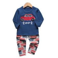 <b>VIDMID</b> 1-9Y <b>boys</b> pajamas clothing sets for <b>boy long sleeve</b> t-shirts ...