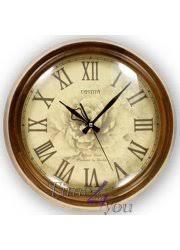 Деревянные <b>настенные часы</b> купить в интернет магазине ...