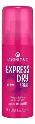 Экспресс <b>спрей</b>-сушка <b>лака для ногтей</b> Express Dry <b>Spray</b> 50мл от ...