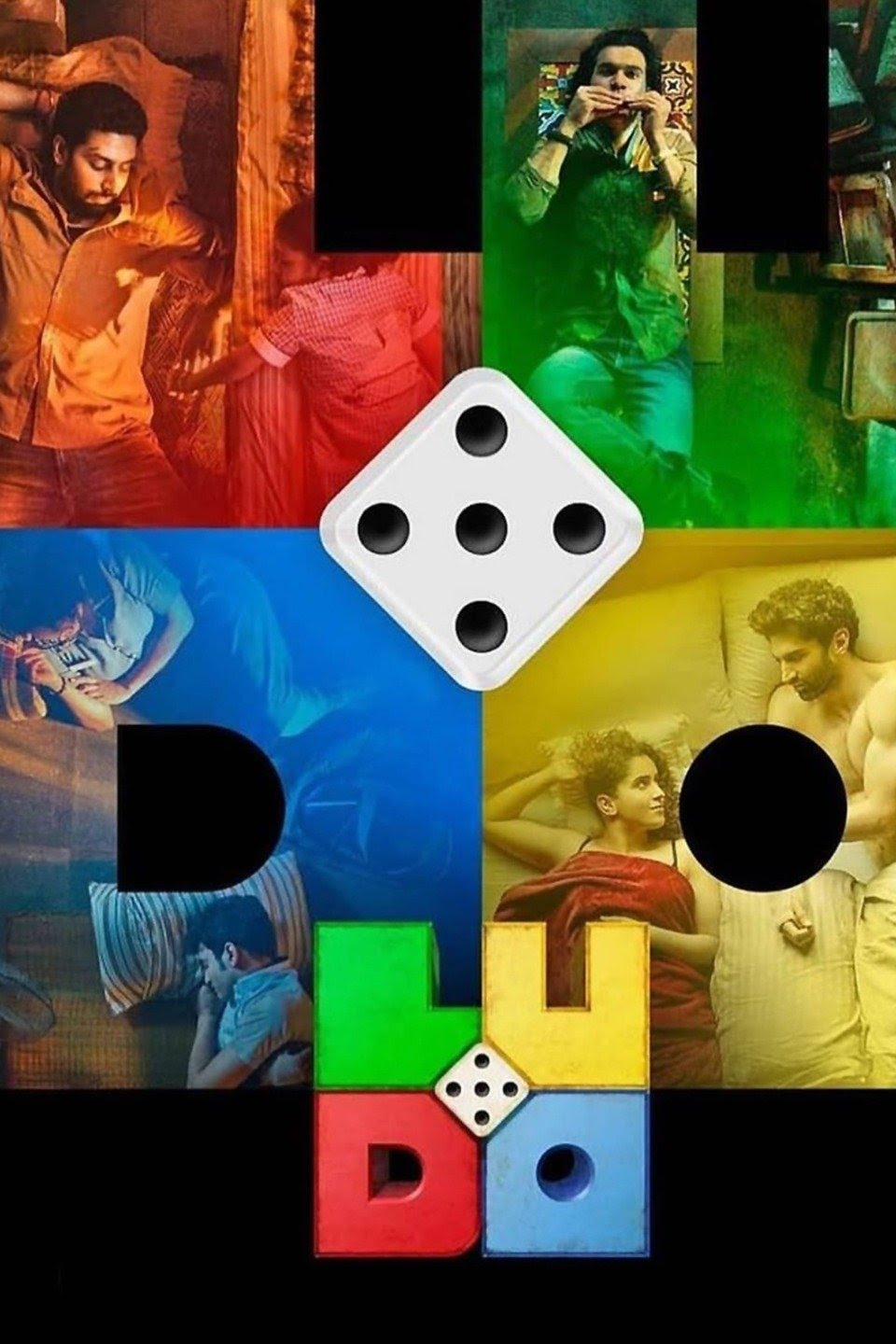 Netflix Ludo (2020) Hindi Full Movie 480p | 720p