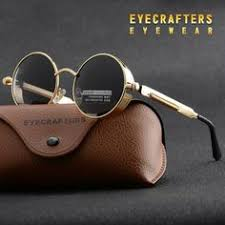 <b>LOPERT</b> Round <b>Polarized Sunglasses</b> Steampunk Men Women ...