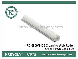 China High Quality Compatible <b>Cleaning Web Roller</b> For Canon ...