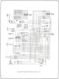 complete wiring diagrams 81 87 instrument panel page 1