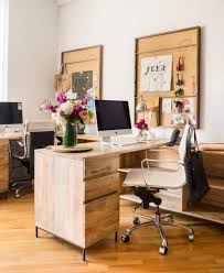 west elm office furniture. desks from west elmu0027s industrial modular office collection sport fsccertified mango wood and gunmetal elm furniture