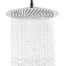 12 Inch <b>Rain Shower</b> Head, NearMoon High Pressure Stainless ...