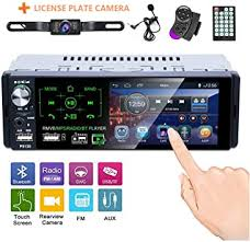 Single Din <b>Car</b> Stereo 4.1 Inch <b>Touch Screen Radio Car MP5</b> Player ...