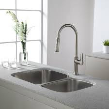 Stainless Steel Kitchen Faucets Kitchen Faucet Kraususacom