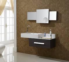 vanity small bathroom vanities: small bathroom cabinets ideas outstanding design small bathroom vanities ideas floating style in american walnut wooden