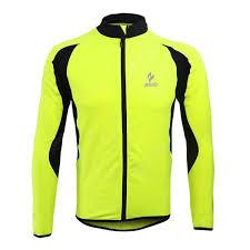 <b>Arsuxeo</b> 130022 Breathable <b>Men Cycling Jersey</b> Long Sleeve Bike ...