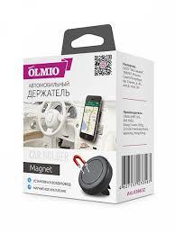 <b>Держатель</b> автомобильный <b>Olmio Magnet</b> в воздуховод, магнитный