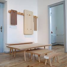 unfinished furniture modular system of wood legs pegs modular furniture system