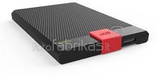 "<b>Silicon Power Diamond D30</b> 1000 GB, 2.5 "", USB 3.1, Black - Kietieji ..."