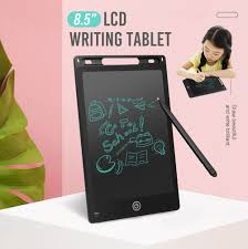 <b>8.5 Inch</b> Electronic <b>Lcd Writing</b> Tablet Pad Toys For Children Home ...
