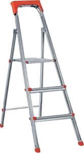 Лестница-<b>стремянка DOGRULAR</b> UFUK, <b>3</b> ступени, 122103 ...