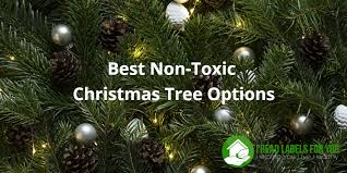 Best <b>Non</b>-<b>Toxic</b> Christmas Tree Options | I Read Labels For You