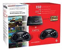 Купить <b>Игровая приставка SEGA Retro</b> Genesis HD Ultra + 150 игр ...