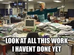 Image result for Overwhelmed meme