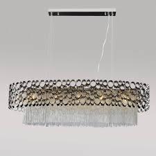 Подвесной <b>светильник Crystal Lux Fashion</b> SP5 L100 — купить в ...