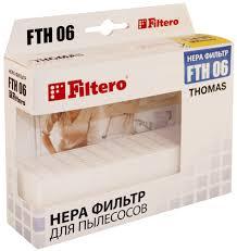 <b>Filtero FTH</b> 06 <b>фильтр</b> для пылесосов Thomas — купить в ...