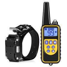 <b>880 800m Waterproof</b> Rechargeable Remote Control Dog Electric ...