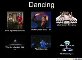 Dancing... - Meme Generator What i do via Relatably.com
