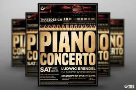 piano concerto flyer template v tds psd flyer templates piano concerto flyer template piano concerto flyer template