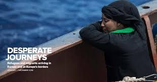 DESPERATE JOURNEYS - JAN – DEC <b>2018</b> - UNHCR