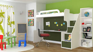 bedding white color kids bedroom furniture wooden bunk bed desk combo photos bunk beds with bed and desk combo furniture