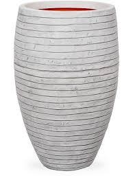 <b>Кашпо Capi</b> nature row nl <b>vase vase elegant</b> deluxe ivory D39 H60 см