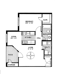 Bedroom Open House Plans   ArtsDecoration Bedroom Apartments Plans
