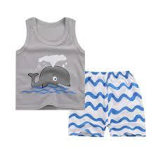 <b>Infant</b> Clothes Toddler Children <b>Summer Baby Boys Girls</b> Clothing ...
