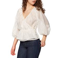 <b>Levi's Delilah Wrap</b> Women's Top - Sugar Swizzle | Country Attire ...