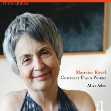 <b>Alice Ader</b> Ravel: Complete Piano Works (L&#39;oeuvre pour piano, Intégrale) - 5400439005921_600