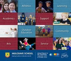 mulgrave school annual report by mulgrave school issuu mulgrave annual report 2013 2014
