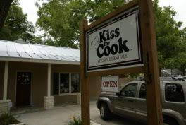 <b>Kiss The Cook</b> - Wimberley, Texas and Boerne, Texas