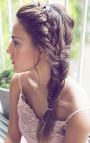 Long Hairstyles With Braids 25 Best Ideas About Easy Braided Hairstyles On Pinterest In
