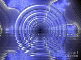 <b>Fractal Tunnel</b> by Nicholas Burningham | Fractals, Installation art, Art