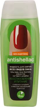 <b>Краска для волос ФИТОКОСМЕТИК</b> Antishellac масла миндаля и ...