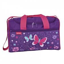 <b>Сумка</b> спортивная Butterfly <b>Herlitz</b>, цвет фиолетовый, артикул ...