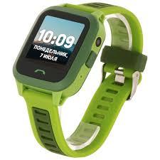Купить <b>Часы</b> с GPS трекером <b>Geozon Active</b> Green (G-W03GRN) в ...