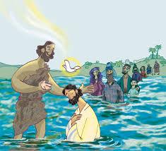 Resultado de imagen de bautismo de jesús
