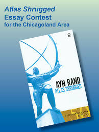 Auction at the Atlas Shrugged Revolution Dinner in Chicago     ARI     The Atlas Shrugged Revolution   Ayn Rand Institute     Essay Contest Naming Rights Atlas Shrugged