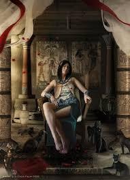 Resultado de imagen de La diosa Bastet