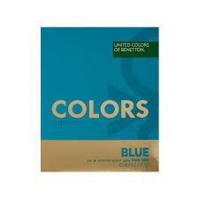 United <b>Colors</b> of <b>Benetton Colors De Benetton</b> Eau <b>De</b> Toilette, <b>Blue</b> ...