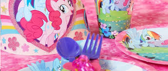My <b>Little Pony Party</b> Supplies - <b>Girls</b> Birthday Party Ideas | Birthday ...